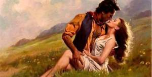 novela romantica del oeste