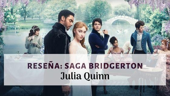 libros julia bridgerton