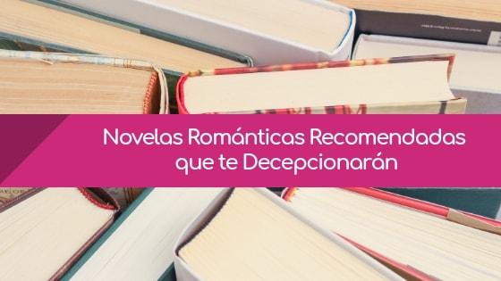 novelas romanticas que no enganchan