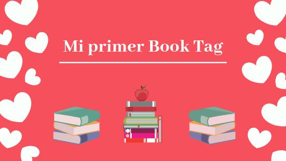 book tag libros español