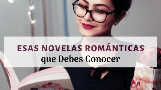 novelas romanticas recomendadas