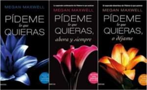 libros eróticos románticos trilogias